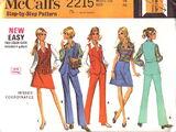 McCall's 2215