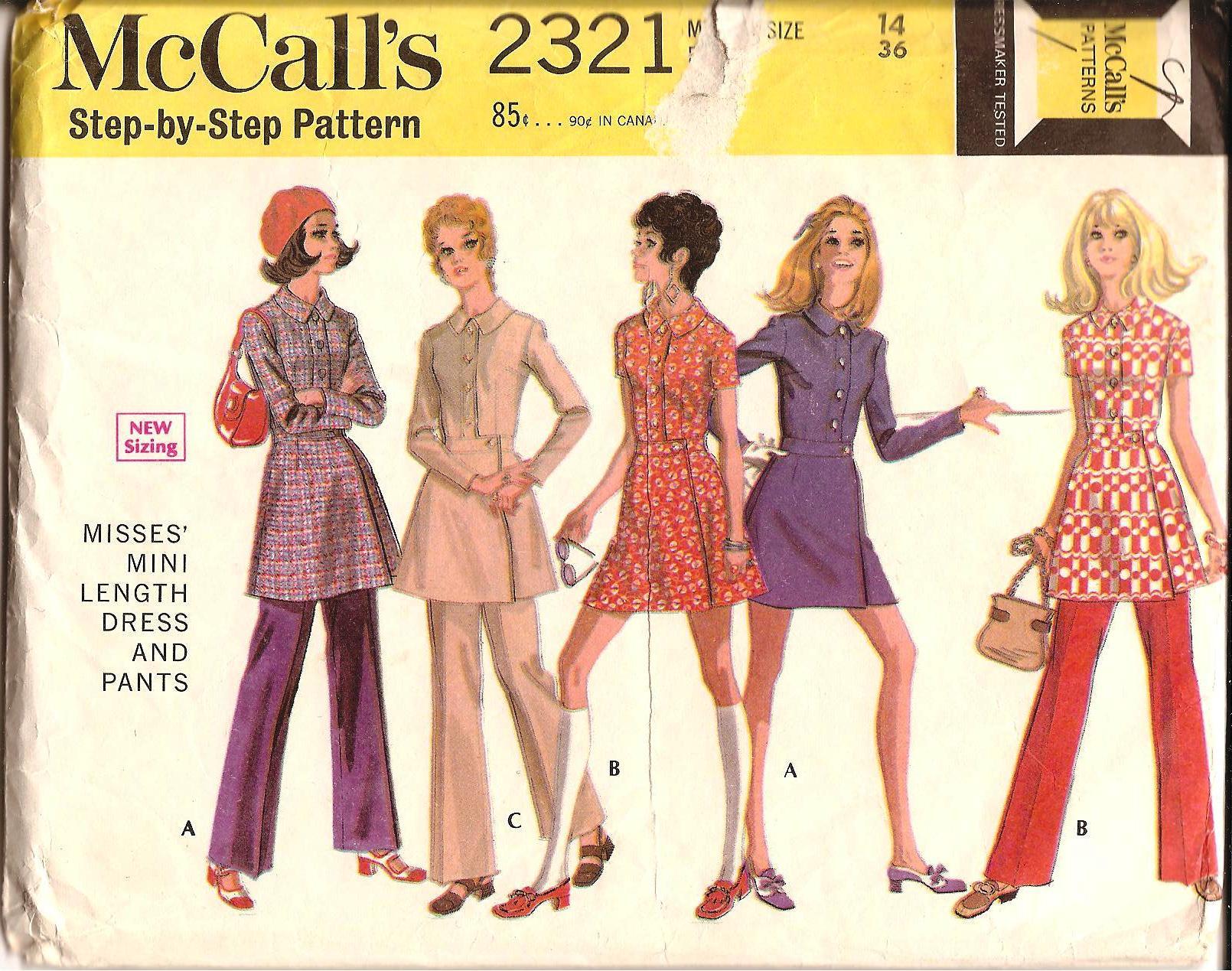 Mccalls 2321
