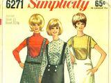 Simplicity 6271 A