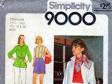 Simplicity 9000 A
