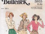 Butterick 5935 B