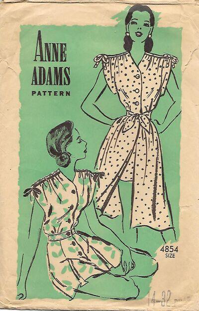 AA4854size14,1940s
