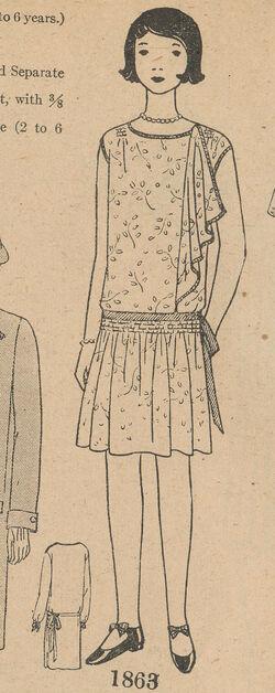 Butterick 1863