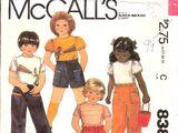 McCall's 8386 A