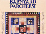 Quilts & Other Comforts Barnyard Parcheesi