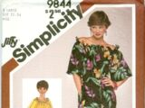 Simplicity 9844