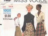 Vogue 7889
