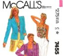 McCall's 7455