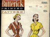 Butterick 5995