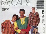 McCall's 6476 A