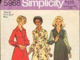 Simplicity 5968