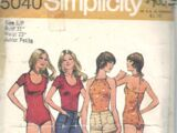 Simplicity 5040 A