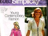 Simplicity 6083 A