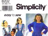 Simplicity 8202 C
