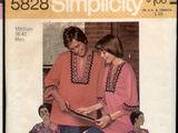 Simplicity 5828