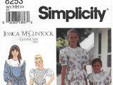 Simplicity 8253 B