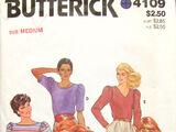 Butterick 4109 A
