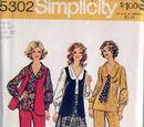 Simplicity 5302