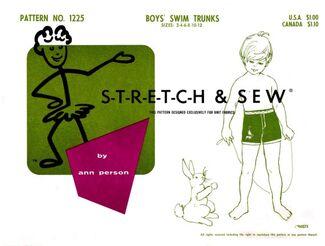 Stretch & Sew 1967 1225