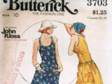 Butterick 3703