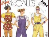 McCall's 2564 A