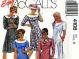 McCall's 4108 A