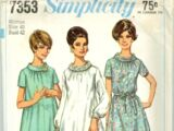 Simplicity 7353 A