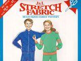 J & L Stretch Fabric 036