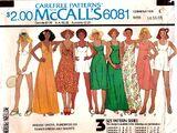 McCall's 6081 A
