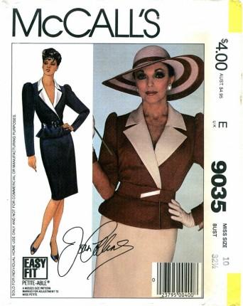 McCalls 1984 9035