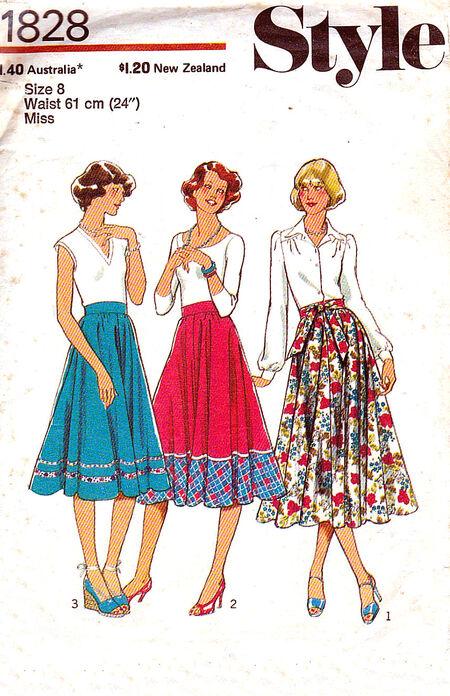 Pattern - Style 1828