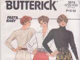 Butterick 3974 B