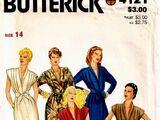 Butterick 4121 A