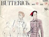 Butterick 5200 A