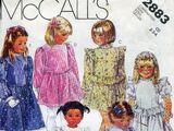 McCall's 2883 A