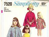 Simplicity 7520 A