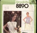 Simplicity 8890 A