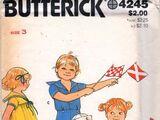Butterick 4245
