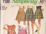 Simplicity 7130 A