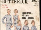 Butterick 4256