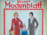 Beyers Modenblatt No. 23 Vol. 9 1931