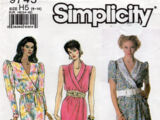 Simplicity 9745 B