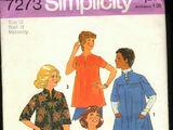 Simplicity 7273