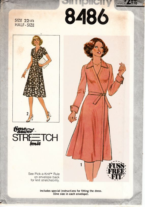 Simplicity 8486 C Vintage Sewing Patterns Fandom Powered By Wikia
