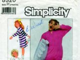 Simplicity 8320 B