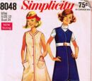 Simplicity 8048
