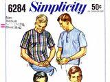 Simplicity 6284 A