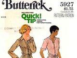 Butterick 5927