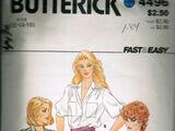 Butterick 4496