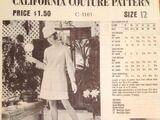 California Couture C-1101